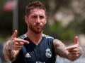 Рамос завершил отпуск и прибыл в расположение Реала в США