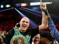 Фьюри вошел в историю мирового бокса