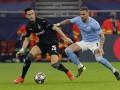 Манчестер Сити в гостях обыграл Боруссию Менхенгладбах