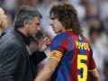 Барселона пожалуется на Моуриньо в UEFA