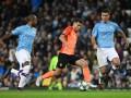 Мораес был заменен в матче против Манчестер Сити из-за острой боли в копчике