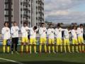 Сборная Украины U-19 сыграла вничью с Грецией
