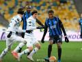 Динамо сыграло вничью с Брюгге в первом матче 1/16 финала Лиги Европы