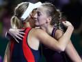 Итоговый турнир WTA: Возняцки обыграла Квитову