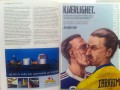 Норвегия выдала. Рибери целует Ибрагимовича (ФОТО)