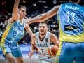 Украина – Израиль: лучшие моменты матча Евробаскета-2017