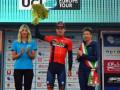 Украинец Марк Падун стал победителем престижной велогонки