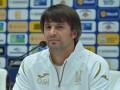 Шовковский: Сборная Украины сыграет с грандами мирового футбола