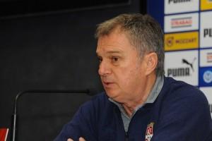 Тренер Сербии: Это была не самая сильная сборная Украины