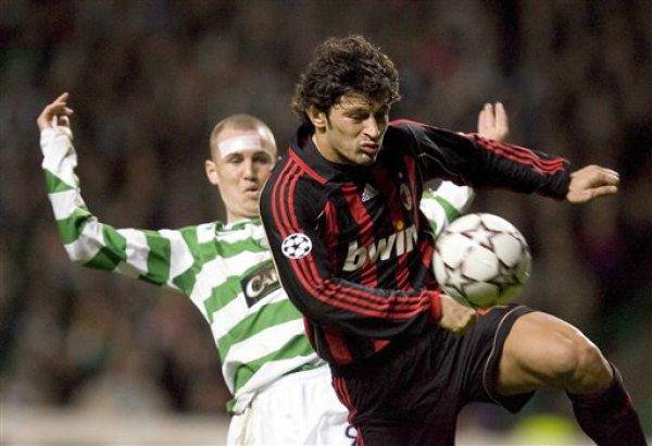 Каладзе быстро стал своим в Милане