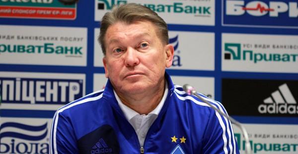 Олег Блохин оценил победу над Говерлой