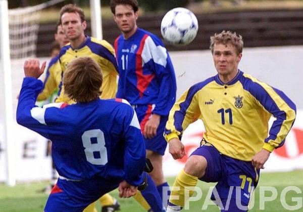 Прогноз на футбол сегодня украина исландия