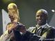 Кубок мира в Йоханнесбурге в надежных руках Патрика Вийера