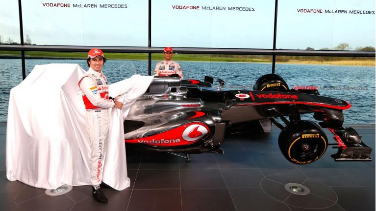 Презентация нового McLaren