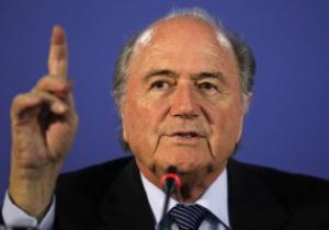 Президент FIFA: Подготовка Украины к Евро-2012 идет по графику