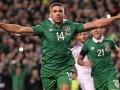 Сборная Ирландии вышла на Евро-2016