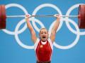 Украинка Юлия Калина – чемпионка Европы по тяжелой атлетике