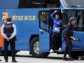 Тысячи полицейских и перекрытые улицы: В Барселоне усиленно готовятся к Эль Класико