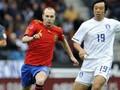 Иньеста рискует пропустить стартовый матч Испании на ЧМ-2010