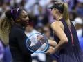 US Open. Уильямс уничтожила Шарапову за 59 минут