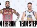 ЛеБрон и Карри выбрали составы команд на Матч звезд НБА