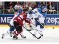 ЧМ по хоккею: Волевая победа Латвии над Казахстаном
