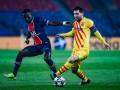 ПСЖ выбил Барселону из Лиги чемпионов