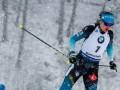 Биатлон: Симон выиграла пасьют, украинки не попали в топ-20