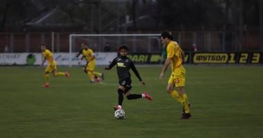 Олимпик — Ингулец 0:3 видео голов и обзор матча чемпионата Украины