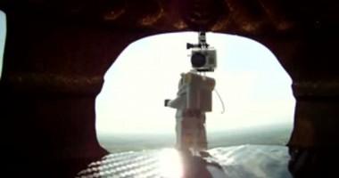 Прыжок из стратосферы. Оригинальная LEGO-версия