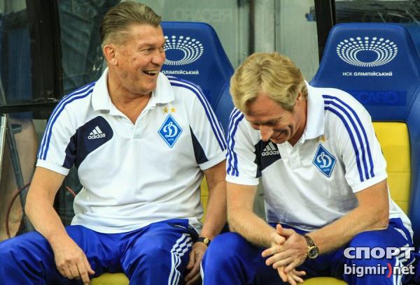 Динамо и Зенит выдали яркую результативную игру