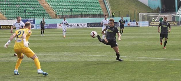 Матч Львов - Олимпик посетили всего лишь 550 болельщиков