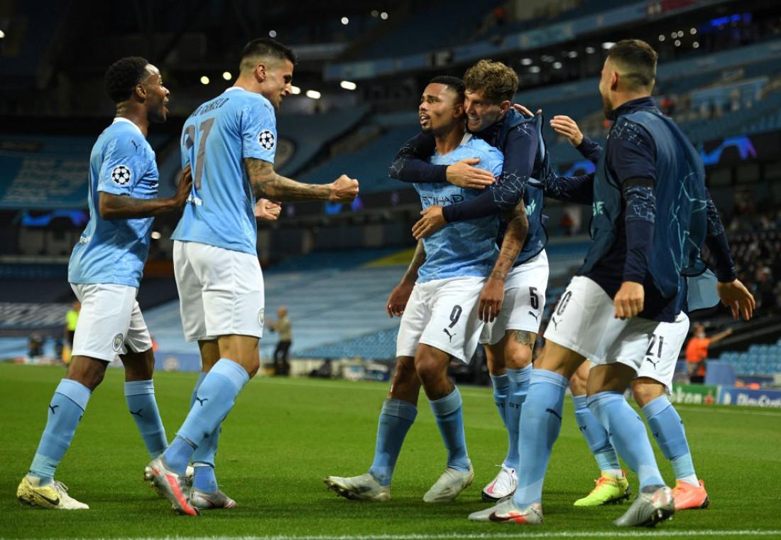 Манчестер Сити - Реал: видео голов и обзор матча