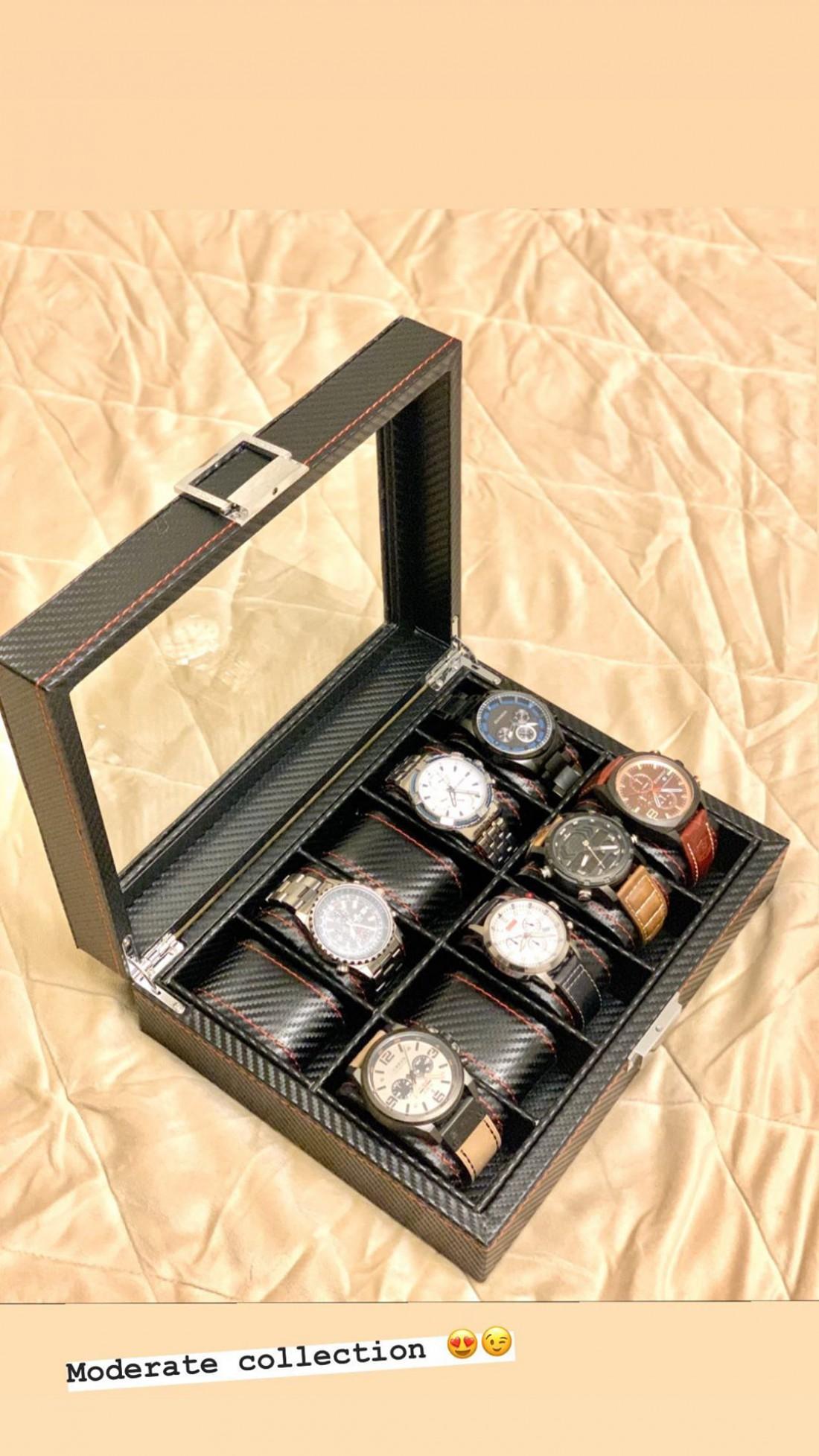 Коллекция часов Бенито
