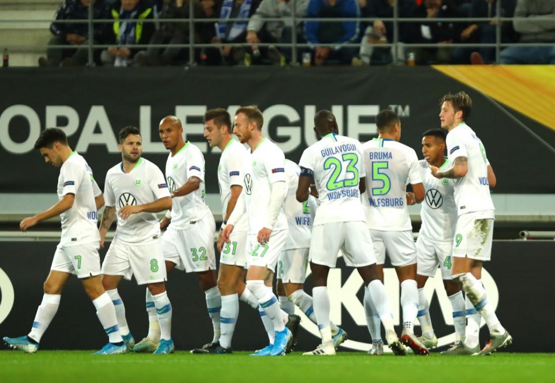 Гент - Вольфсбург: видео голов и обзор матча