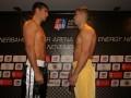 Бокс: Украинец Дмитрий Митрофанов выиграл стартовый бой в APB