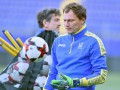 Пятов: В сборной Украины никто ничего не боится