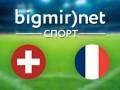 Швейцария – Франция - 2:5 Видео голов матча