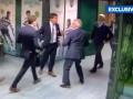 Президент Спортинга плюнул в коллегу после матча