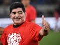 Диего Марадона встал на защиту Тевеса, поехавшего играть в Китай за большие деньги