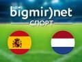 Испания – Нидерланды - 1:5 Видео голов матча