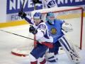 ЧМ по хоккею: Словакия одолела Казахстан, Норвегия разгромила Италию