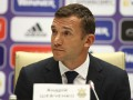 Шевченко объявил заявку на матчи с Мальтой и Финляндией