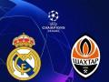 Реал - Шахтер: онлайн-трансляция матча Лиги чемпионов начнется в 19:55