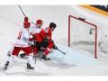 Швейцария - Беларусь 3:0 Видео шайб и обзор матча ЧМ по хоккею