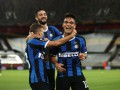 Интер разгромил Шахтер и вышел в финал Лиги Европы