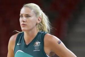 Лорен Джексон стала знаменосцем сборной Австралии
