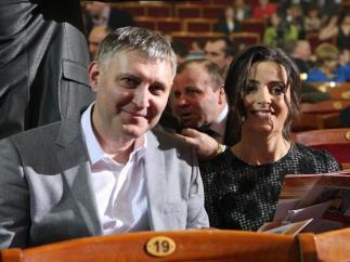 Яна Шемякина вышла замуж