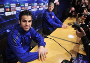 Фабрегас: Из Арсенала в английский клуб не перейду