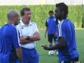 Семин удовлетворился комплектацией Динамо и решил дать шанс Андре